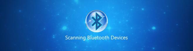 Scanning-Bluetooth
