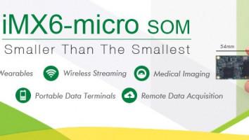 eSOMiMX6-micro ARM SOM
