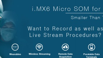 iMX6 Micro System on Module for Wearable