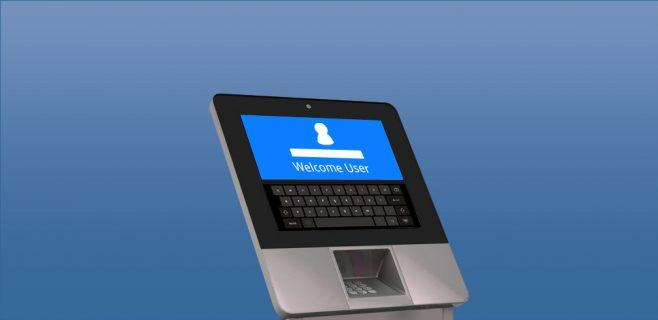 Virtual Keyboard_Kiosk