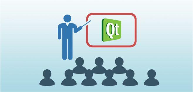 Teaching QT
