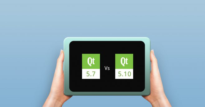 Qt 5 7 Vs 5 10 | System on Module Blog