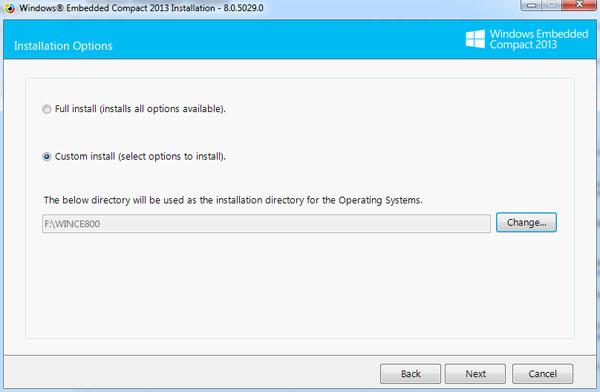 Install & Evaluate Platform Builder ' WEC 2013 | Windows CE