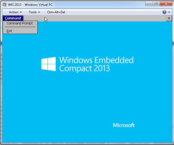 Install evaluate platform builder 39 wec 2013 windows ce for Order custom windows online