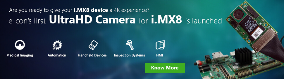 OEM Camera Manufacturer | e-con Systems