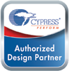 Cypress Silver Design Partner