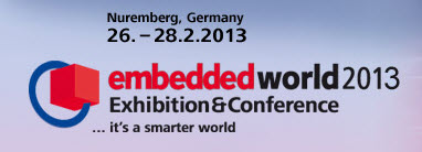 embedded world 2013, Nuremberg