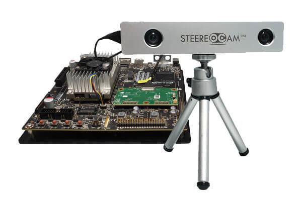STEEReoCAM™ - 2MP 3D MIPI Stereo camera for NVIDIA Jetson AGX Xavier