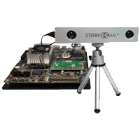 2MP Stereo Camera for NVIDIA® Jetson TX2