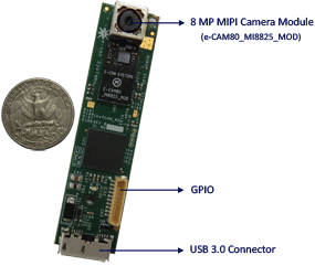 8 MP UVC HD USB 3.0 Camera Board