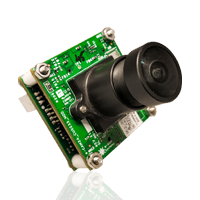 2MP HDR Camera with LED Flicker Mitigation