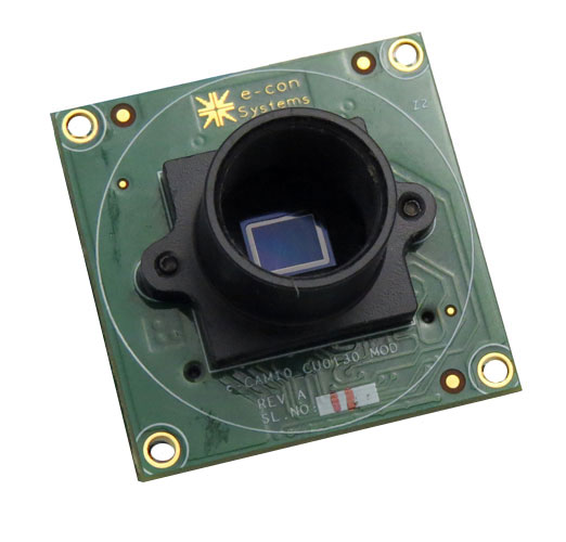 AR0130CS Based NIR Camera Module E con Systems