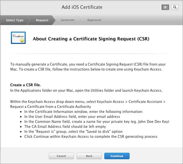 Apple Push Notification Service(APNS)