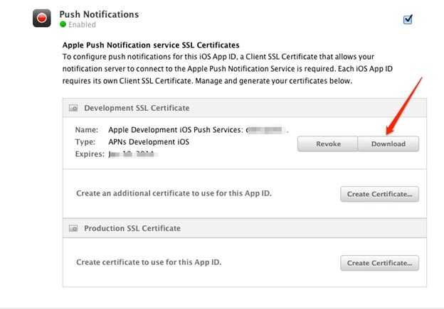 Apple Push Notification Service(APNS)