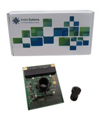 Jetson TK1 Camera Board Kit Content