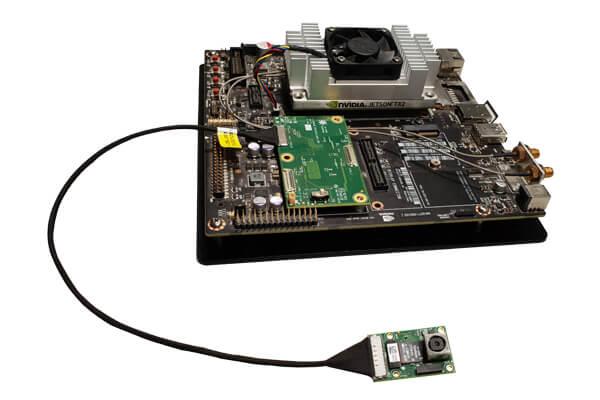 13MP 4K Autofocus MIPI NVIDIA® Jetson TX2/TX1 Camera Board
