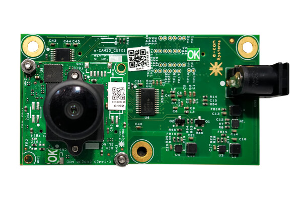 2MP HDR Jetson TX2/TX1 Camera Board