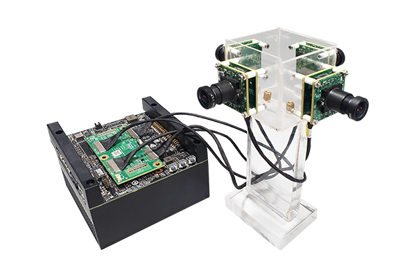 SONY Starvis IMX290 Synchronized multi-camera for NVIDIA Jetson Xavier