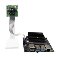 3MP MIPI camera board with NVIDIA Jetson Nano developer kit