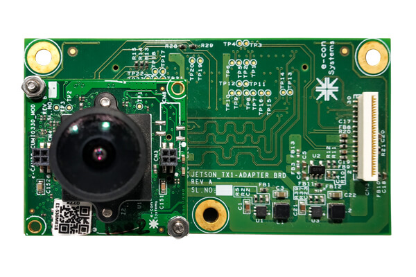 e-con Systems Launches 3 4 MP MIPI Camera for NVIDIA Jetson TX1