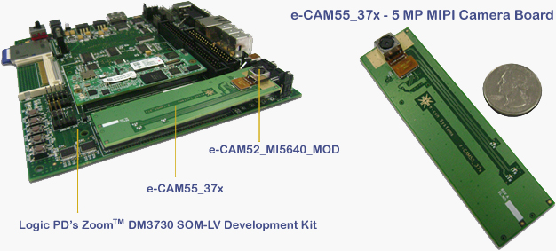 5MP MIPI Camera Board