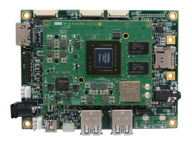 Tegra K1 Board | NVIDIA Tegra K1 Development Board