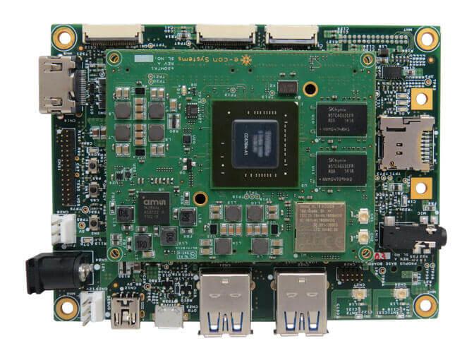 Tegra K1 Board