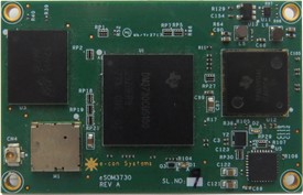 eSOM3730 - DM3730 System on module