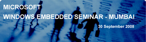 Windows Embedded Seminar
