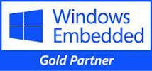 WIndows Embedded Gold Partner Logo