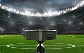 Sports Broadcast Solution Case Study
