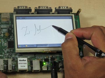 Touch - Capacitive and Resistive Touch
