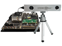 STEEReoCAM - Stereo Camera with NVIDIA CUDA® Accelerated SDK