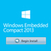 Windows Embedded Compact 2013 Installation Troubleshoot